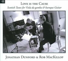 LOVE IS THE CAUSE (NEW CD)