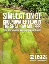 Simulation of Groundwater Flow in the Shallow Aquifer System of the Delmarva...