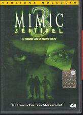 MIMIC 3 - SENTINEL - DVD (USATO EX RENTAL)