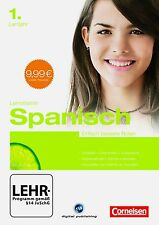 Cornelsen Lernvitamin Spanisch 1. Lernjahr (verschweißte + deutsche Neuware)