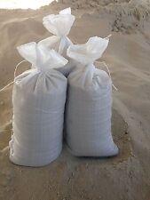 50 x Hochwasser Sandsäcke 30 x 60 cm PP Säcke Hochwassersäcke BW THW Feuer
