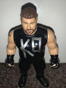 WWE KEVIN OWENS RETRO MATTEL ACTION FIGURE LOOSE HASBRO WWF RARE