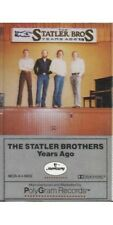 Years Ago ~ Statler Brothers ~ Country ~ Cassette ~ Good