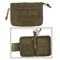 Tactical EDC Case Every Day Carry Notfall Werkzeug Tasche Flip Case Federmappe