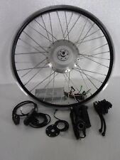 "24"" Bistro electric Bike geared Kit 48V 1400W Max disc rear motor hill climber"