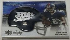 2007 Sweet Spot Signatures Silver 16/25 #SS2 Steve Smith USC
