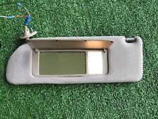 1992-2000 LEXUS SC400 SC300 LEFT DRIVER SIDE SUN VISOR TAN OEM USED TESTED