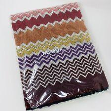 Missoni Home Rufus Terry Beach Towel - Rachel Zoe Box of Style - New Sealed $220