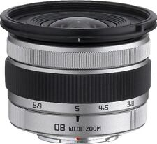 PENTAX Official 08 WIDE ZOOM LENS for Pentax Q Mount 22827 F3.7-4