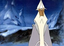 A Cosmic Christmas 1977 Animation ALIEN MAGI Hand Painted Cel & Copy Background