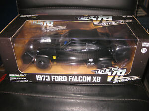GREENLIGHT 1/18 MAD MAX ROAD WARRIOR FORD XB FALCON LAST OF THE V8 INTERCEPTOR B
