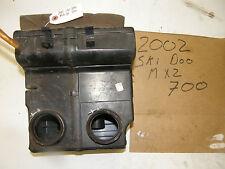 ski doo mxz ZX 800  air box breather box  2000 2001 2002 2003 legend summit