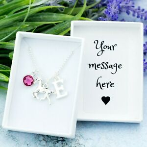 Horse Necklace, Personalised Jewellery, Girls Horse Riding Gifts, Pony Pendant