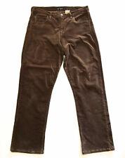 ARMANI JEANS Pantaloni Donna Velluto Velvet Woman Pant Jeans Sz.M - 44