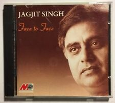 Jagjit Singh - Face to Face (1994 Magnasound) CD