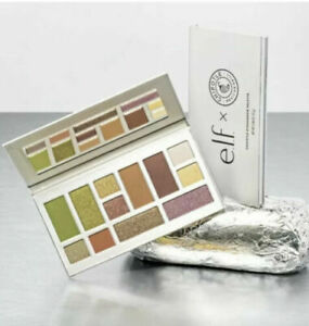 e.l.f. x Chipotle Eyeshadow Palette ELF Makeup Eyes Limited Edition NEW
