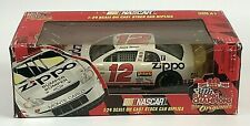 Racing Champions #12 Jimmy Spencer Zippo Lighter Die Cast NASCAR 1:24 NEW RARE