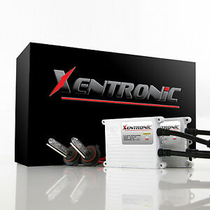 Xentronic SLIM HID Conversion Kit H4 H7 H11 H13 9003 9005 9006 880 6K 5K Xenon