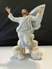 "The Transfiguration Vintage 1988 Franklin Mint Porcelain Figurine Statue 10""x7.5"