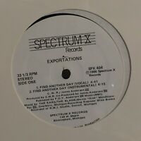Exportations Find Another Day SEALED modern soul funk