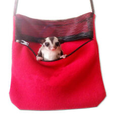Breathable Pet Small Animal Carrier Hamster Travel Bag Geril Outdoor Packet