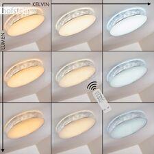 Plafonnier LED Lustre Argenté Lampe de couloir Lampe à suspension Lampe de salon