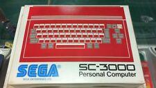 SEGA SC-3000 PERSONAL COMPUTER G-PAL PARI AL NUOVO!!!!!