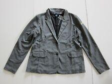 NWT Microsoft Devon & Jones Dark Grey Heather Blazer Jacket Size 2XL/2TG