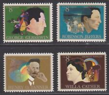 US  MINT 1484,1485,1486, 1487 > AMERICAN ARTS SET OF 4 MNH STAMPS.