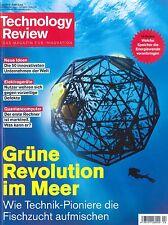 Technology Review, Ausgabe April 04/2013 +++ wie neu +++