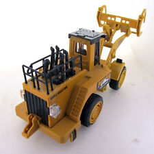 "1:50 Scale 7"" Tractor with Front Loader & Pliers Log Wood Grab Farm Vehicle 1/50"