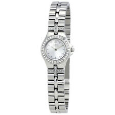 Invicta Wildflower Silver Dial Stainless Steel Ladies Watch 0132