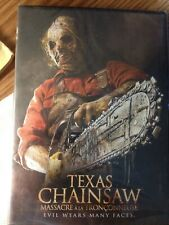 The Texas Chainsaw Massacre Evil Wears Many Faces (dvd) New, Free Shipping