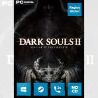 Dark Souls 2 II Scholar of the First Sin for PC Game Steam Key Region Free