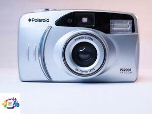 Polaroid PZ2001 35mm Film Point & Shoot Camera