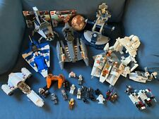 Lot of LEGO STAR WARS sets 8018, 8036, 8085, 8089, 8093, 8095, 9678