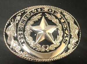 Western Rodeo Cowboy Texas Lone Star Belt Buckle Texas Star Buckle Fashion