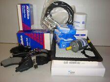 GENUINE GMH HOLDEN COMMODORE VT VX VY V6 3.8L BRAKES & FULL ENGINE SERVICE KIT