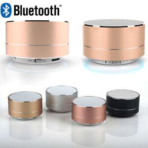 Led wireless mini super bass bluetooth portable speakers for iphone ipad phones
