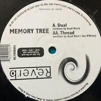 "Memory Tree ‎–  Dual   1995  UK Vinyl 12"" CLASSIC TECH HOUSE!   NMint   UNPLAYED"