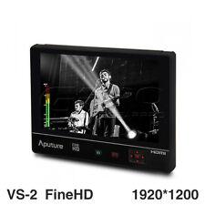 Aputure VS-2 FineHD V-Screen 1920*1200 HDMI 7 inch IPS Field Monitor Kit UK