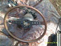 FIAT 124 SPIDER STEERING WHEEL COLUMN WIPER TURN SIGNAL SWITCH