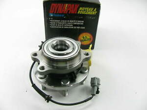 Fenco WH515065 Wheel Bearing And Hub Assembly - Front
