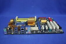ASUS Mainboard P5Q + CPU Core2Duo E6550 + Einbaublende