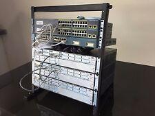 Cisco CCNA CCNP HOME LAB KIT 3x 2821 IOS 15.1, 2x 2960 IOS 15.0, 1x 3550 IOS 12