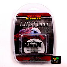 ZINK CALLS THUNDER RIDGE LOST LADY GHOST CUT DIAPHRAGM TURKEY MOUTH CALL