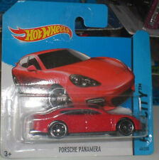 HOT WHEELS 40/250 HW CITY 2014 PORSCHE PANAMERA DIECAST METAL ECHELLE 1:64 OVP