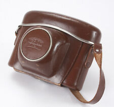 Zeiss Case 1284/24 For Contina I, Ii And Iii, With Short Strap/189003