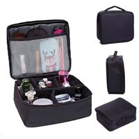 Pro Large Makeup Bag Collection Case Cosmetic Pen Brushes Boxes Toiletry Pouch