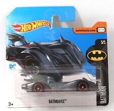 Batmobile Hot Wheels Batman Super Treasure Hunt 1:64 Scale Diecast Model Toy Car